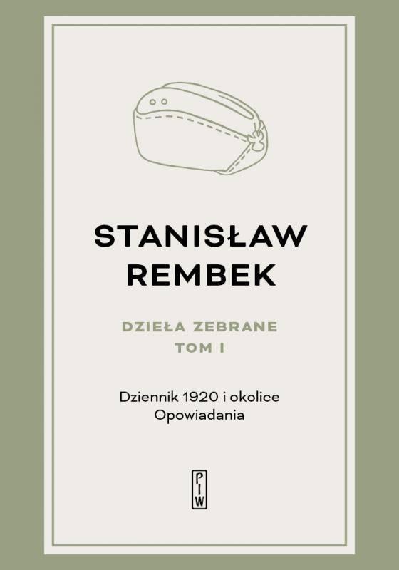 T. 1 Dziennik 1920 i okolice. Opowiadania